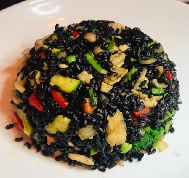Saiko-i Sushi Lounge & Hibachi Boca Raton, Forbidden Black Fried Rice