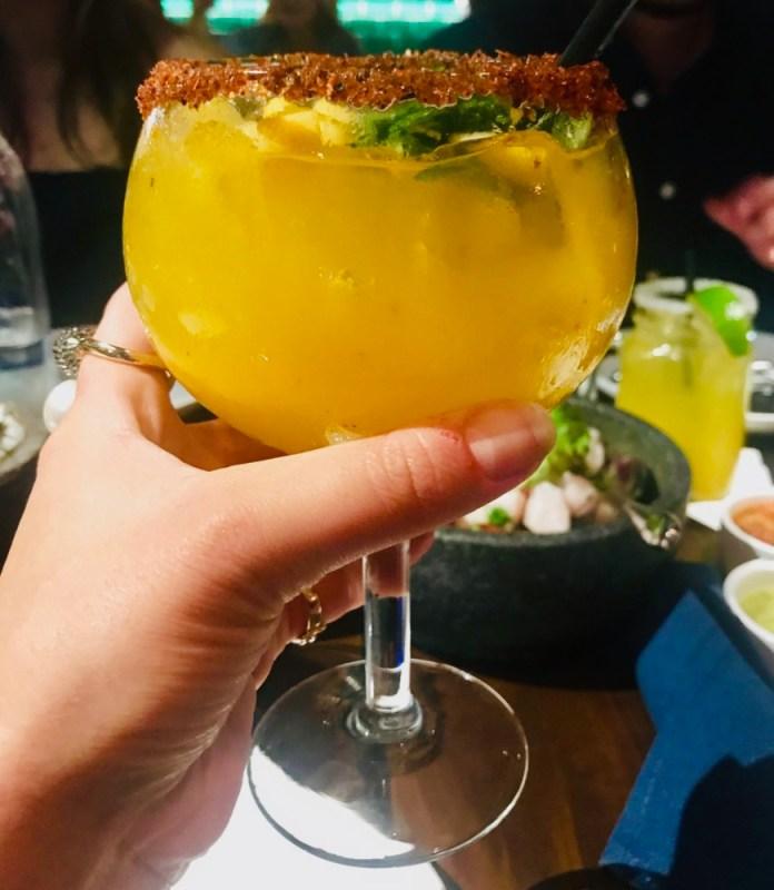 Bakan Wynwood Mezcal Cocktail