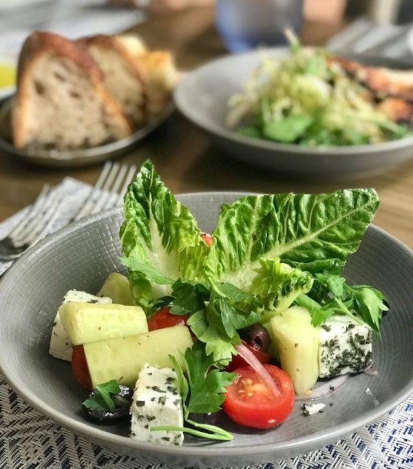 Boulud Sud Miami, Greek Salad