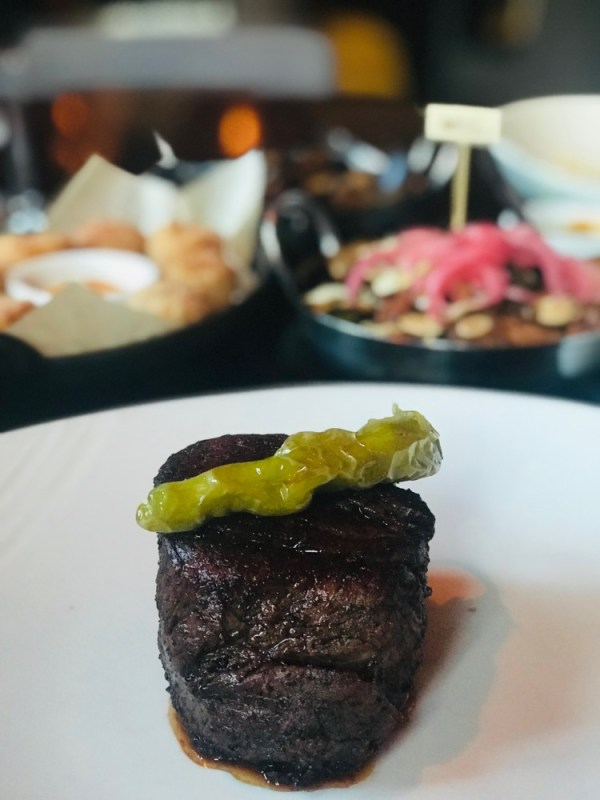 Meat Market Palm Beach, Filet Mignon