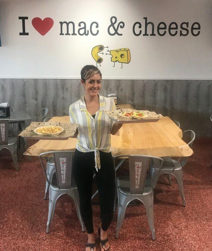 I Heart Mac & Cheese Boca, Vegan Menu