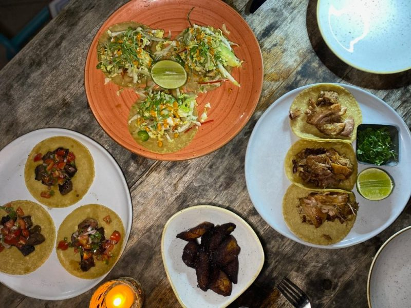 El Vez Fort Lauderdale, Tacos