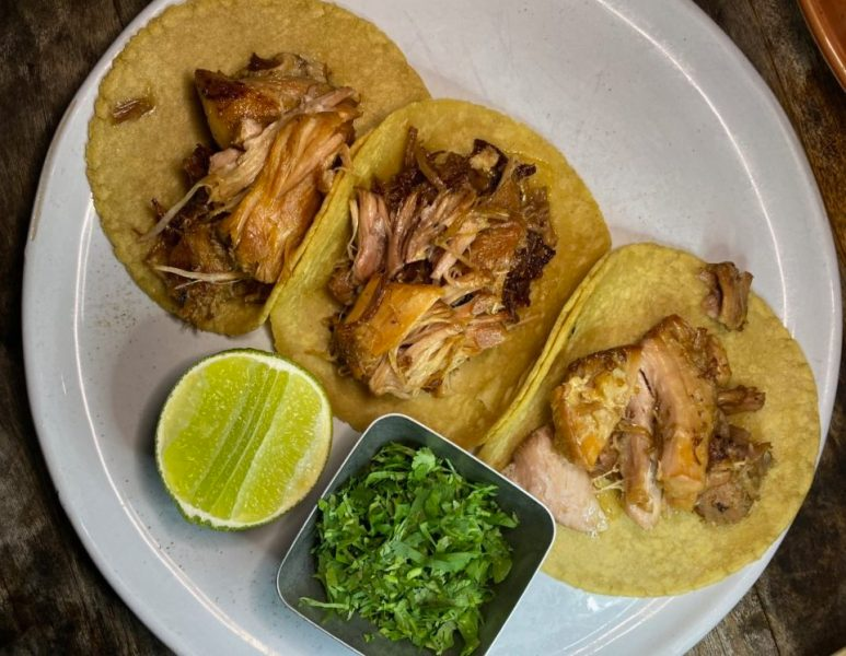 El Vez Fort Lauderdale, Carnitas Tacos