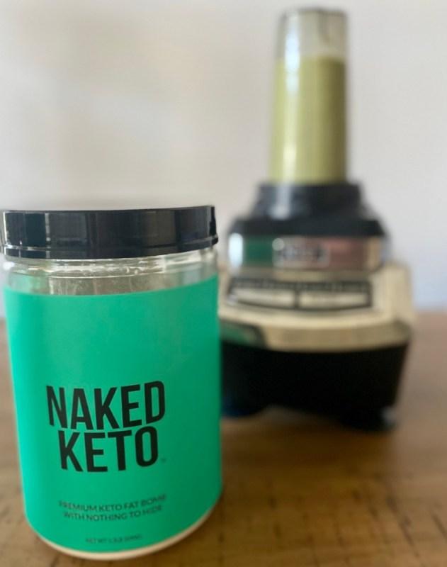 Naked Nutrition, Keto Fat Bomb