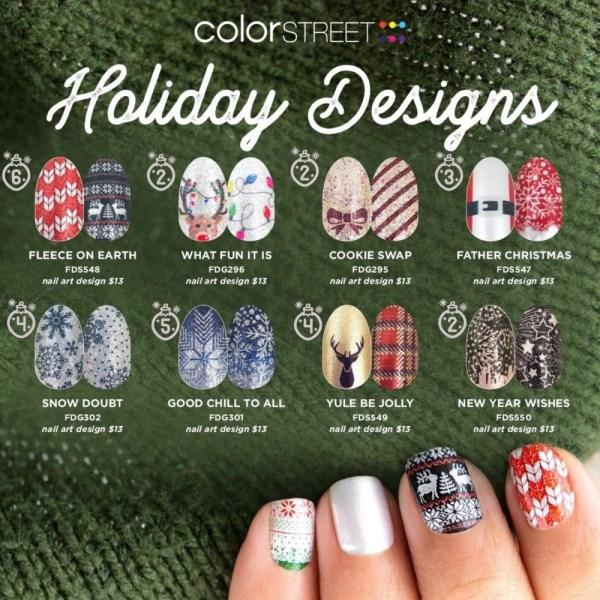 Colorstreet Nail Art Gift Idea