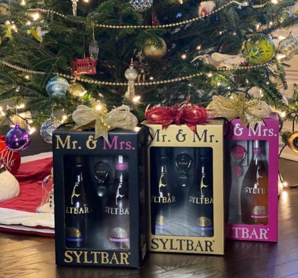 SYLTBAR Sparkling Wine Gift Set