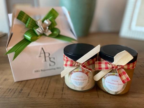 Allis Rejuvenating Skin Gift Set