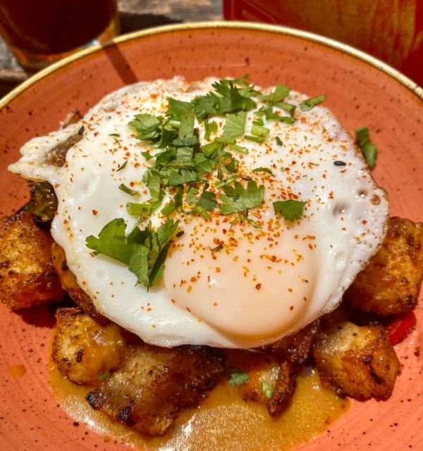 Hawkers Pork Belly Hash