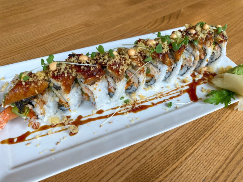 Max's Grille Summer Menu, Sushi