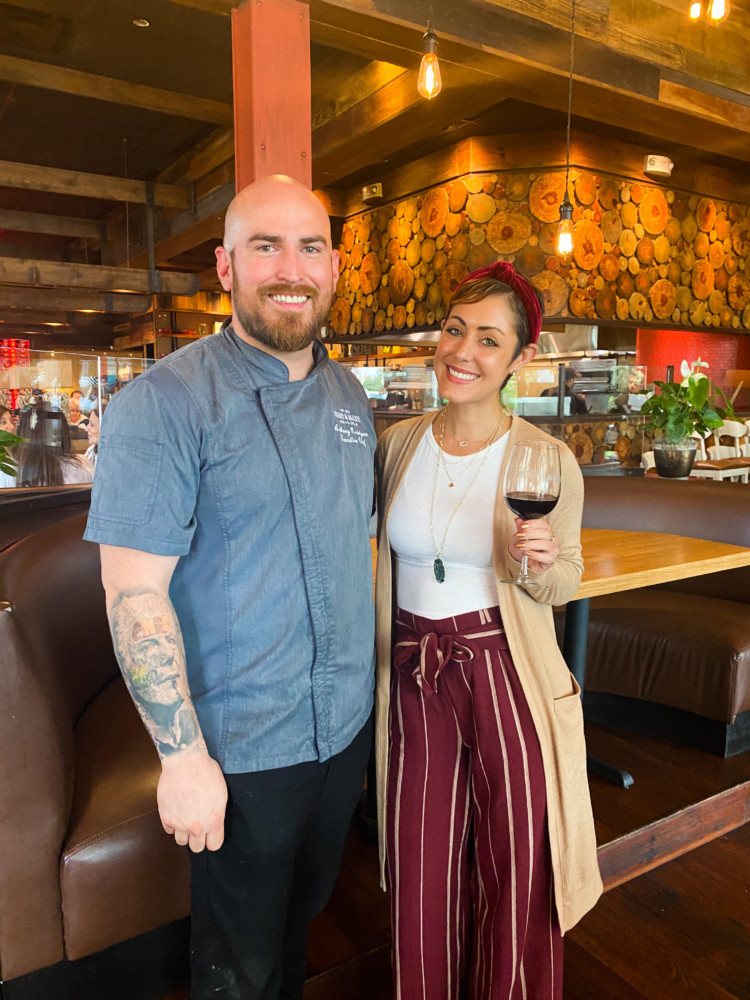 Rapoport's Restaurant Group, Chef Anthony Rodriguez