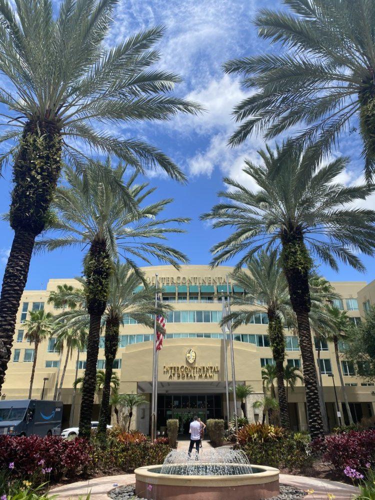 Doral Weekend, InternContinental at Doral Miami