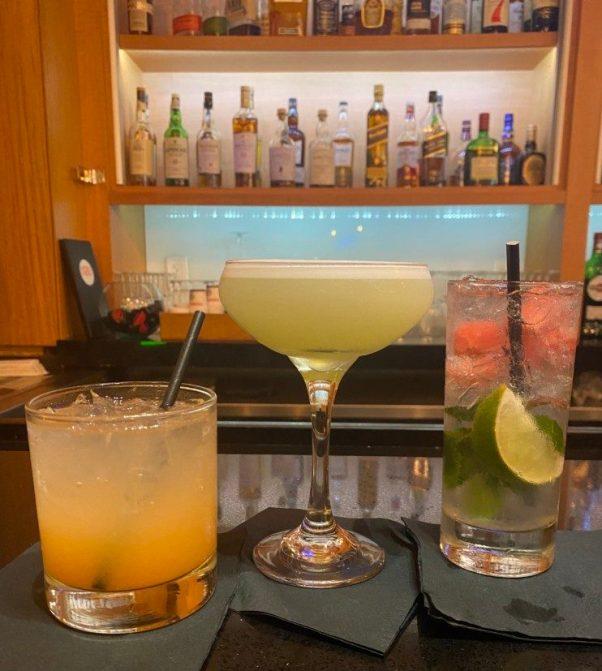 InterContinental Hotel Nau Lounge