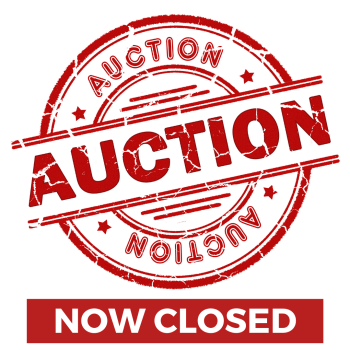 Enter Your Bid Online - NOW CLOSED