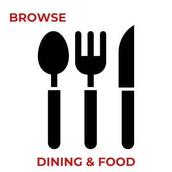 Browse Dining & Food Items