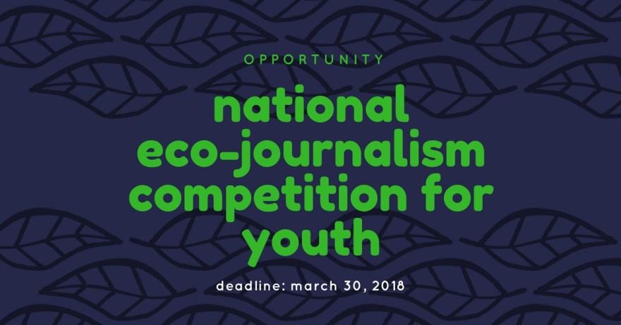 Eco-Journalism Comp.