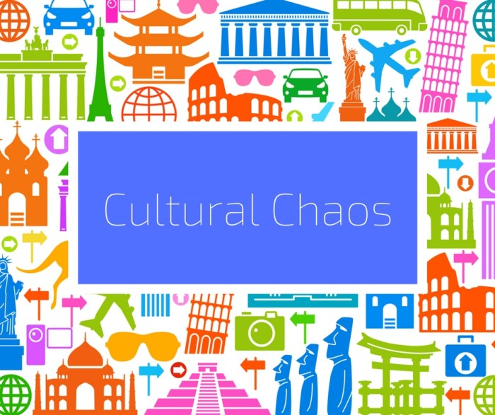 EXAMPLE: Cultural Chaos at St. James Collegiate