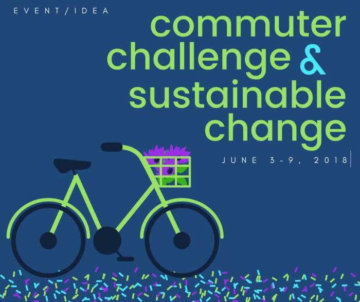 EVENT/IDEA: Commuter Challenge & Sustainable Change