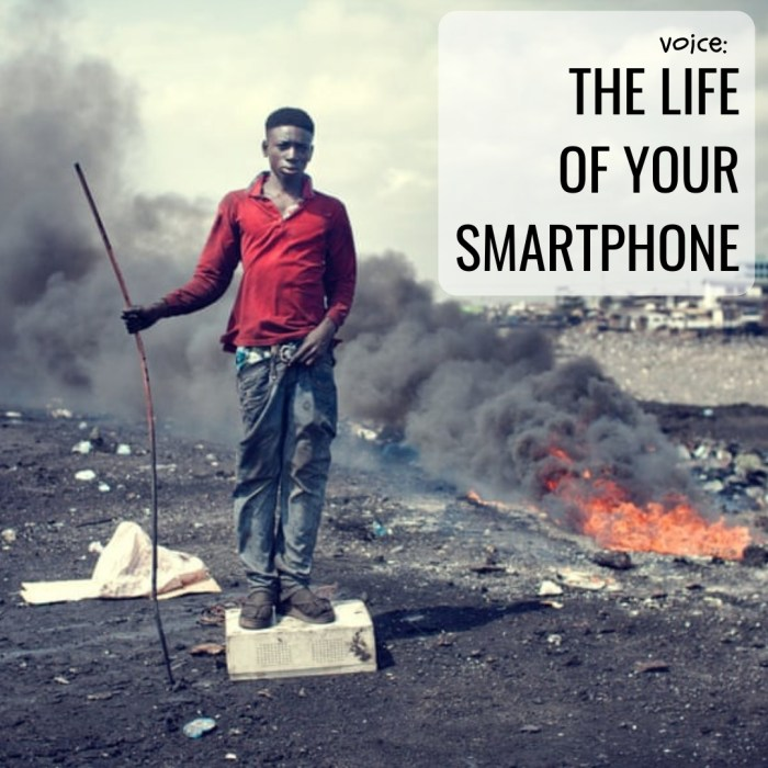 VOICE: The Life of Your Smartphone
