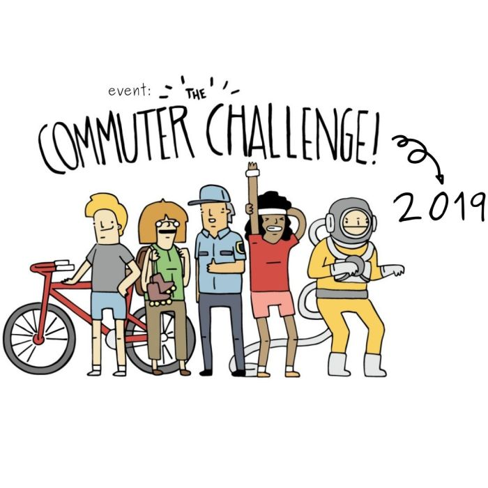 EVENT: Commuter Challenge 2019
