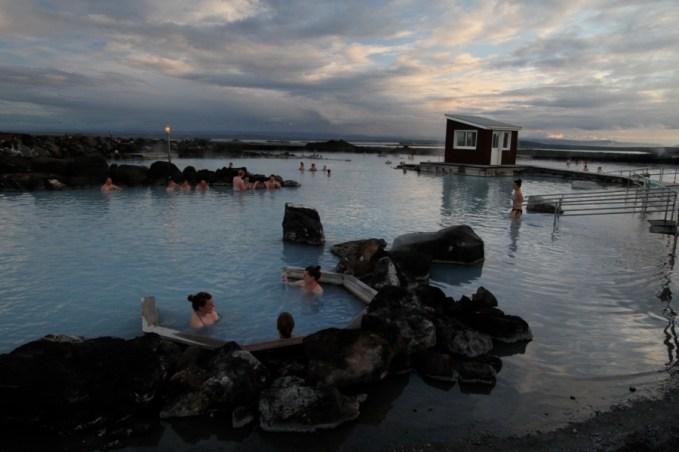 The Myvatn Nature Baths