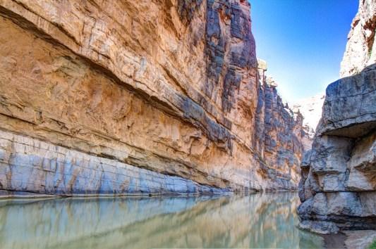 Rio Grande, Santa Elena Canyon