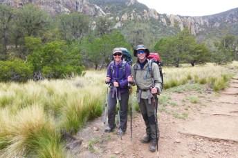 Grass Savanna, Pinnacles Trail