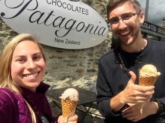 Patagonia Chocolates, Wanaka (day 4)