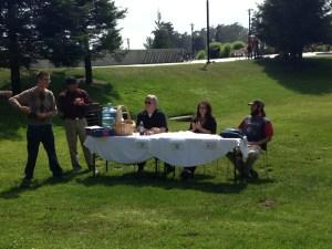 TBSC attends Cabrillo College Non-Violence Forum