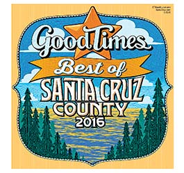Runner Up – Best Local Non Profit, Good Times 2016