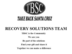 Interested in participating in a Recovery Solutions Team?