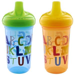 Munchkin Alphabet Sippy Cup