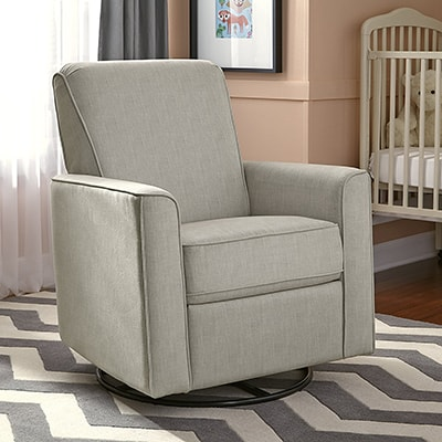 best glider chair for nursery