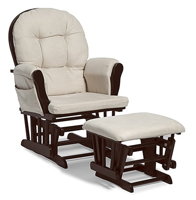 best nursery glider and ottoman