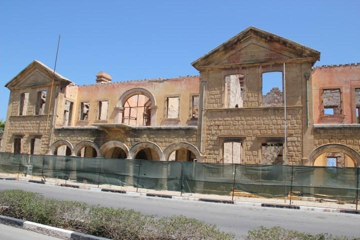 Zypern Teil 2 – die geteilte Insel