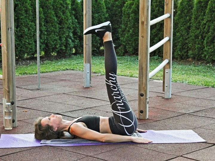 Aller guten Dinge sind 3 – Seitliches Bauchmuskeltraining