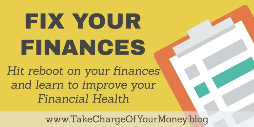 Fix your Finances