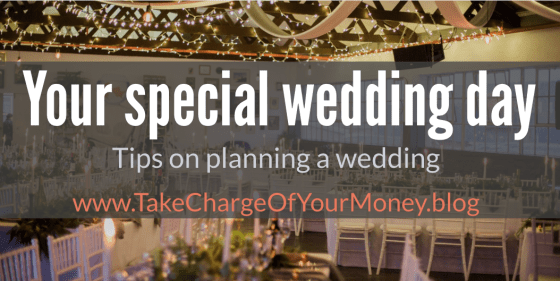Plan your special wedding day