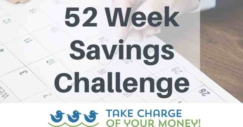 52 Week Savings Plan