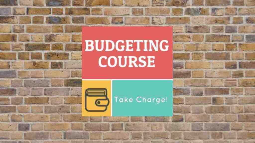 Free Budgeting 101 course