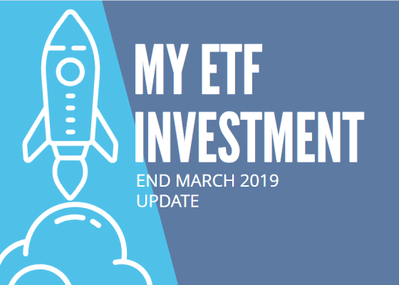 My EasyEquities investment - March 2019 Update