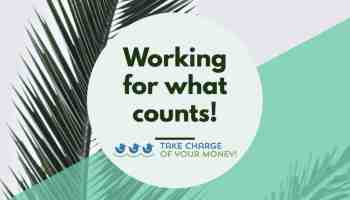 Work for what counts