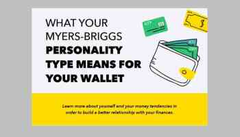 Myers Briggs and money