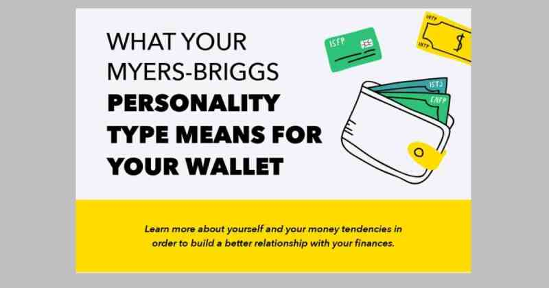 Myers Briggs and money