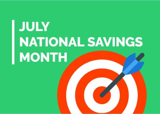 National Savings Month 2019