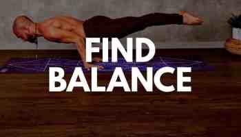 Balance between saving and spending