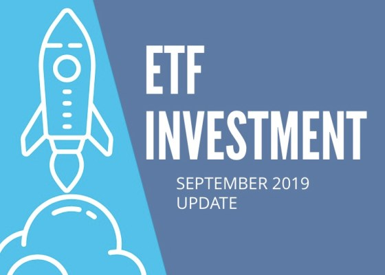 EasyEquities ETF Portfolio Sep 2019