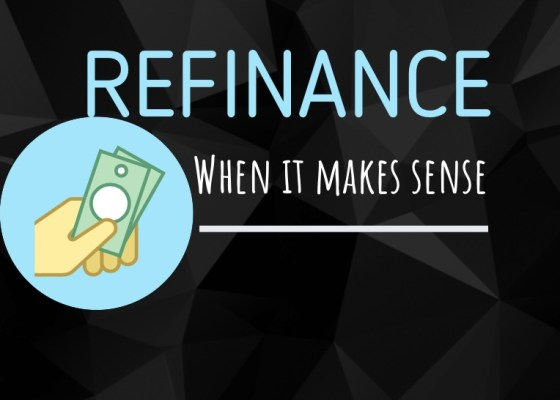 Refinancing your investment property