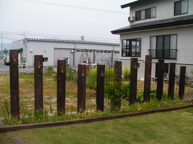 洋風ガーデン