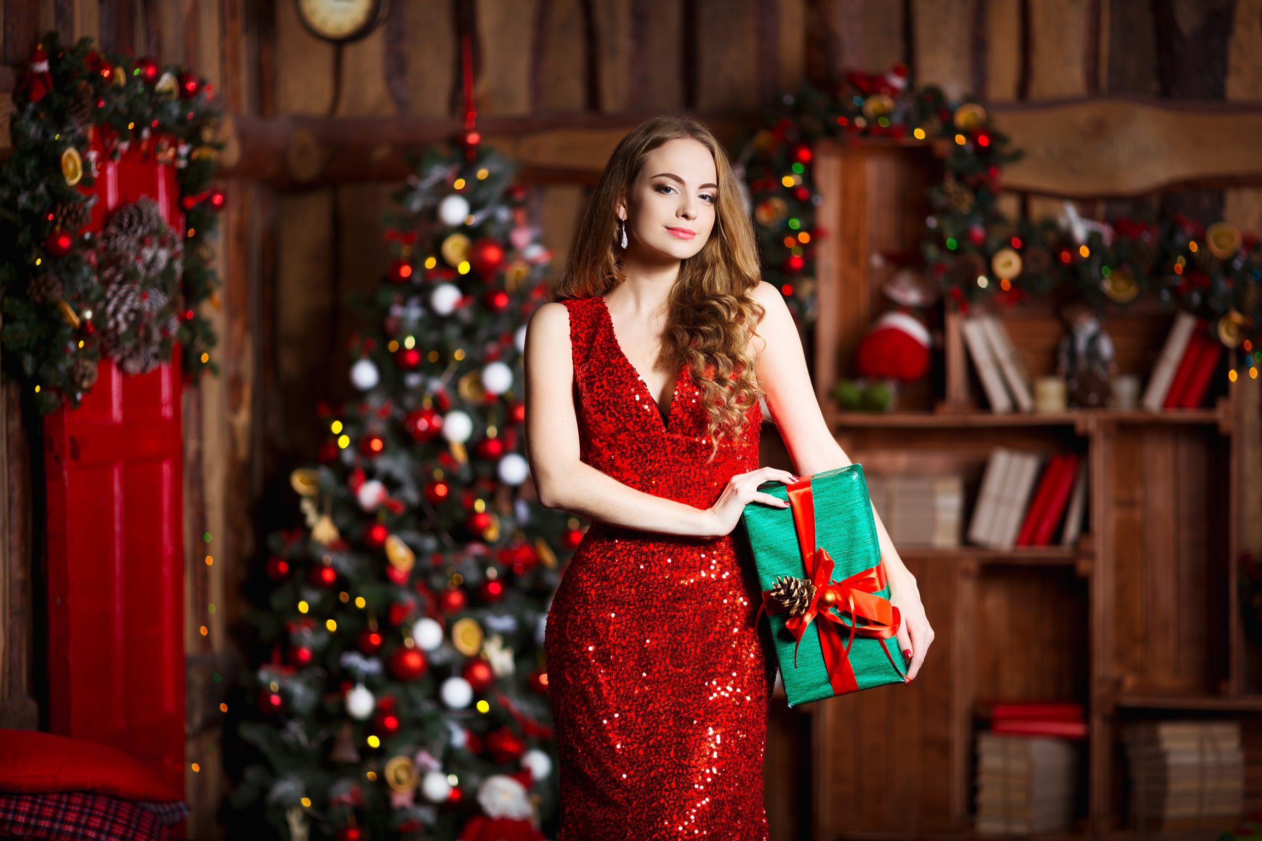 Christmas Fashionable Dresses