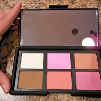 NARS 'Joie de Vivre' Oversized Anniversary Cheek Palette (Nordstrom Exclusive) Review & Swatches